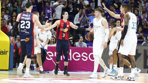 Vildoza celebra una canasta (Foto: ACB Photo)