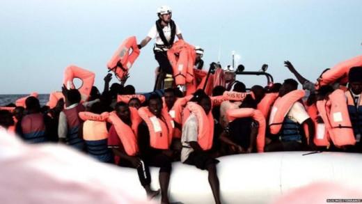 """Las Islas acogerán entre 15 y 30 refugiados del buque """"Aquarius""""."""
