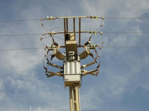 Imagen de uno de los dispositivos que se han instalado en Menorca para asegurar el suministro eléctrico.