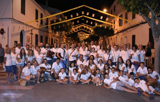 """El grupo musical """"Es Ranxo"""" será el encargado de dar el pregón en las fiestas de Es Castell."""