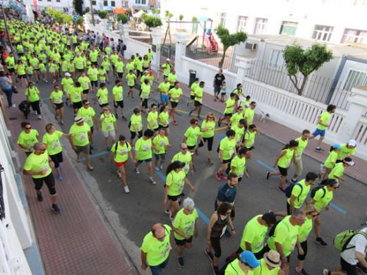 (Galería de fotos) Deporte y solidaridad en una multitudinaria Cursa del Toro