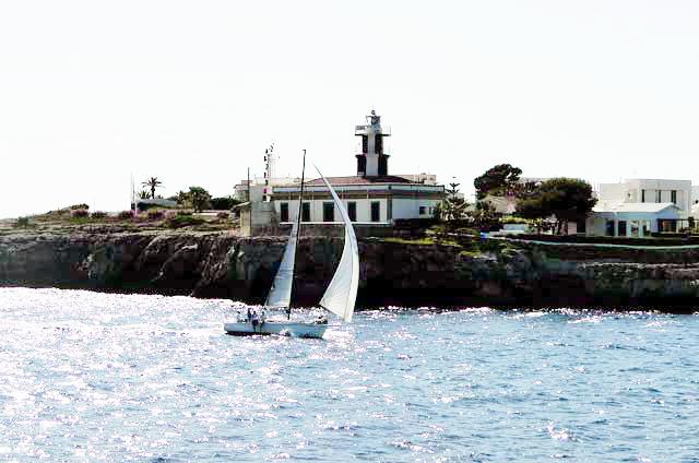 Imagen de archivo de la regata.
