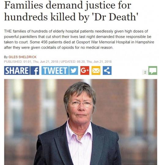 Doctora Muerte.