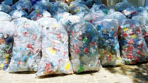 A reciclar.