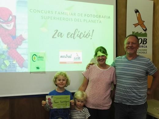 """El GOB Menorca ya tiene a sus """"superhéroes del planeta"""""""