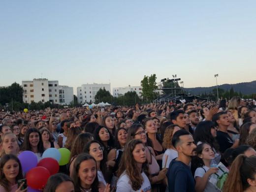 (Fotos) Menorca también disfruta con Operación Triunfo