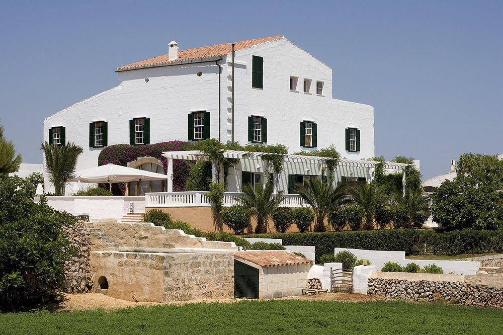 El hotel rural Sant Joan de Binissaida está entre los mejores de España. Foto: web Sant Joan de Binissaida