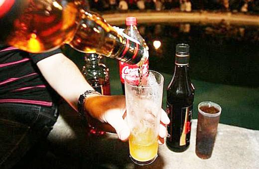 Mejor sin alcohol