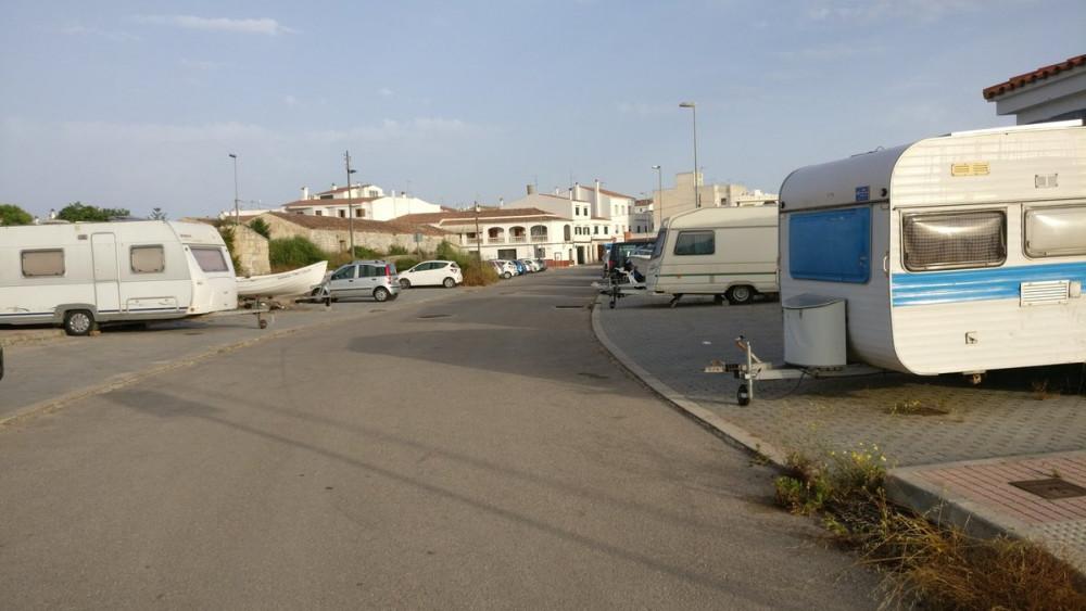 Imagen del aparcamiento (Fotos:  @rita__gs)