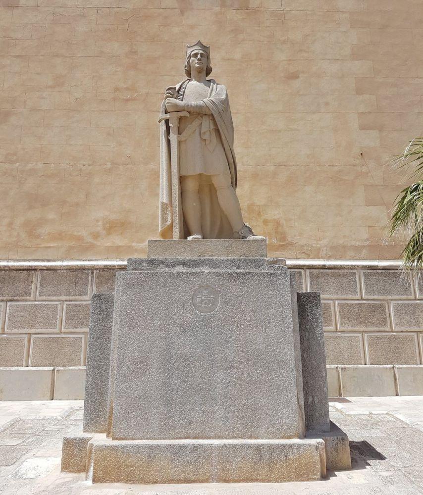 Una imagen del monumento.