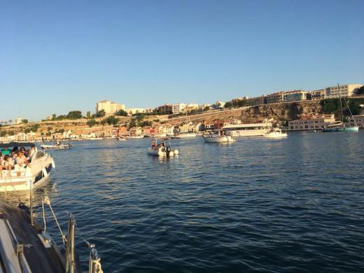 (Fotos) La Virgen del Carme vuelve al mar