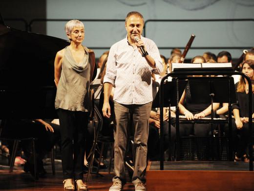 (Fotos) Estreno triunfal del XLV Festival de Música de JJMM  de Maó