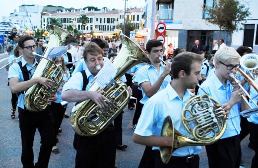 Fiesta de Gràcia.