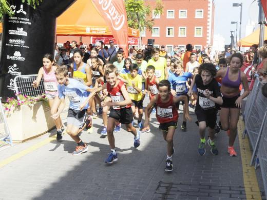 (Fotos) María Pallicer afianza su liderato en Es Castell