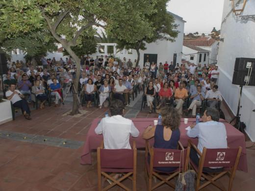 """(Galería de fotos) """"Menorca es un referente medioambiental"""""""