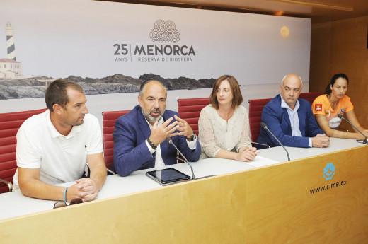 Menorca será sede del World Padel Tour durante los próximos cuatro años