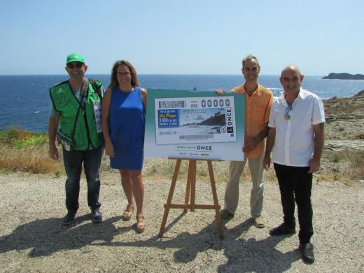 Menorca, en el cupón de la ONCE del miércoles