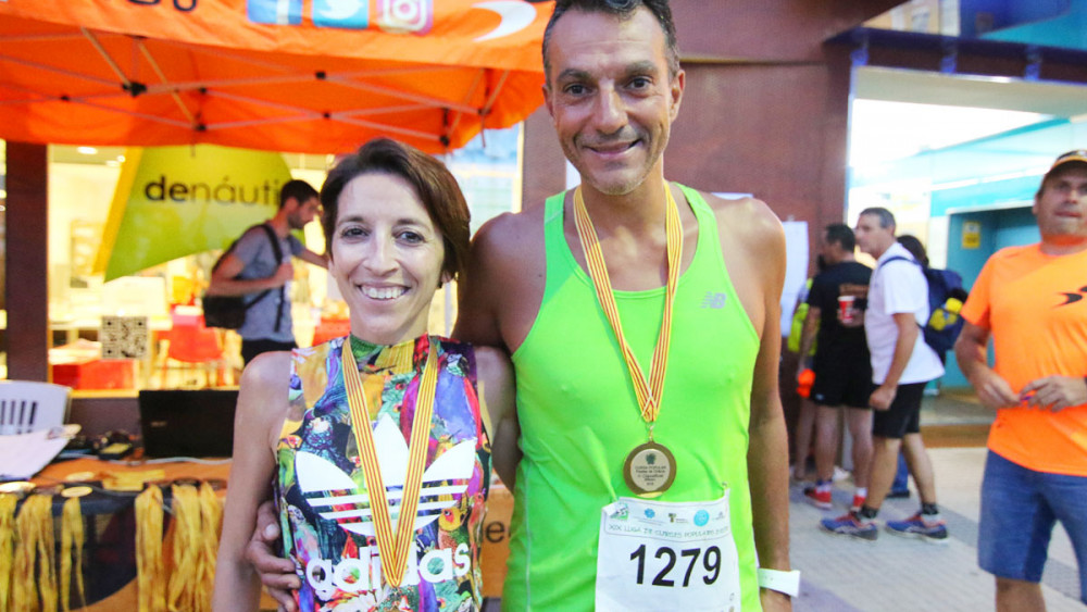 Ganadores de la Cursa (Fotos: Jaume Fiol)