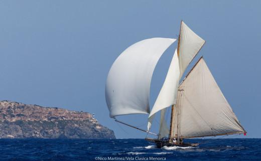 Imagen de la primera regata