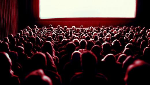 Sala de cine.