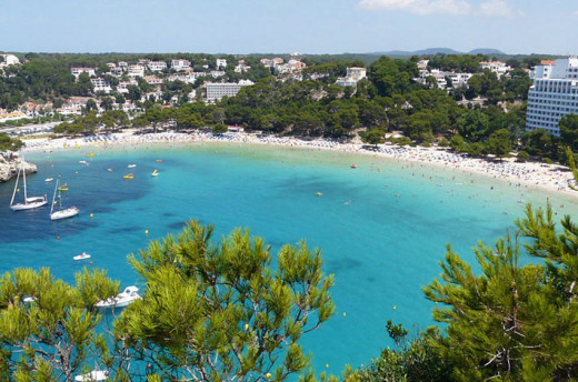 Menorca, el destino para hacer ejercicio