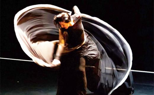 (Vídeo) La danza y el flamenco de María Pagés cierran el Splendid Festival