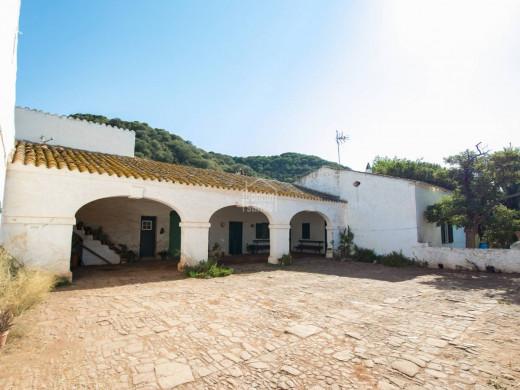 (Vídeo y fotos) La finca de Ferreries desde la que se puede ver toda Menorca