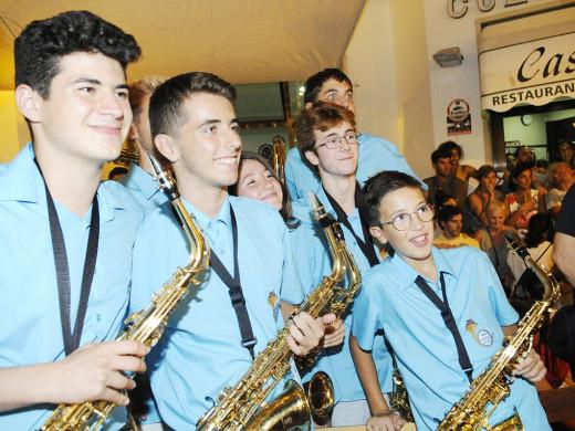(Fotos) Alaior vive Sant Llorenç