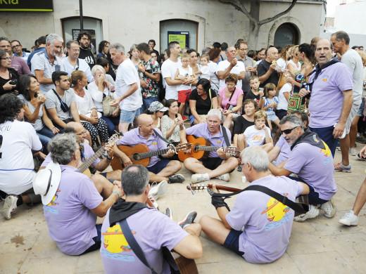 (Fotos) Fiesta y alegría en Sant Lluís