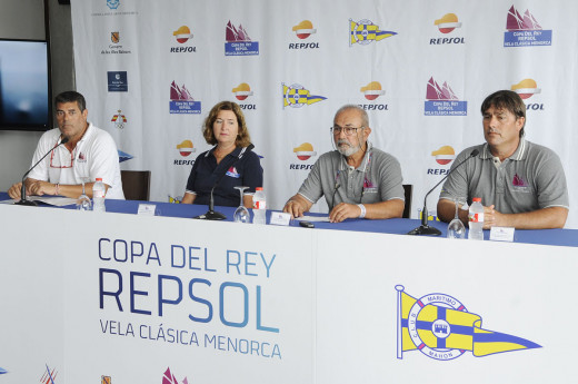 Imagen de la presentación de la Copa (Foto: Tolo Mercadal)