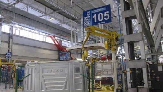 Baja la actividad industrial en Baleares