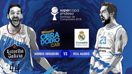 Imagen promocional de la semifinal.