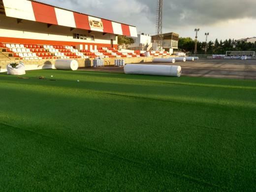 (Fotos) El verde ya luce en Sant Martí