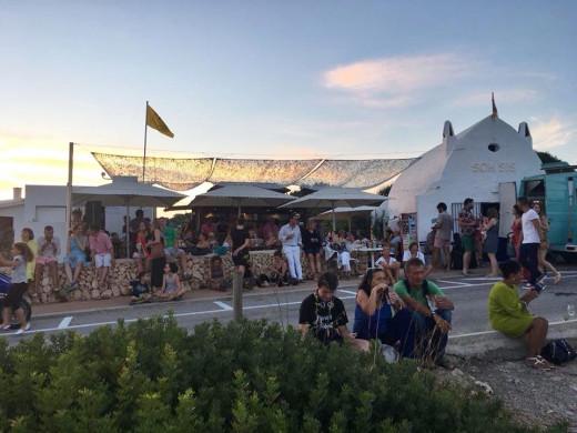 Despedir el verano 2018 en Binidalí Beach Bar Som sis