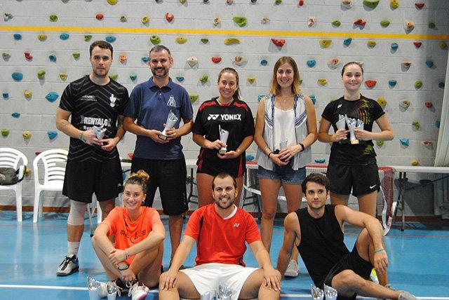 Podio de ganadores (Fotos; deportesmenorca.com)