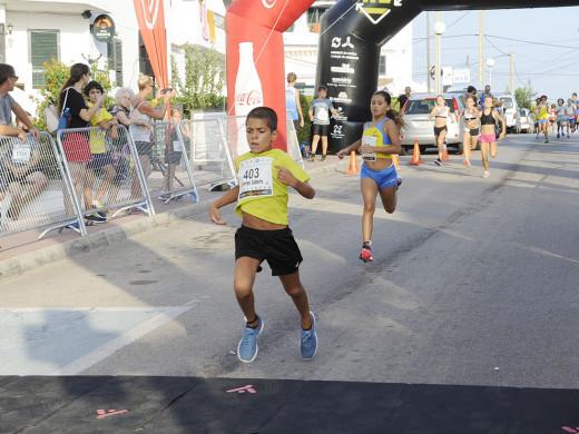 (Fotos) Nil Cubas y Maria Pallicer se imponen en Cala en Porter