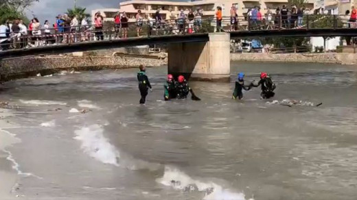 Los equipos de rescate han encontrado a Arthur cerca de Sant Llorenç de Cardassar