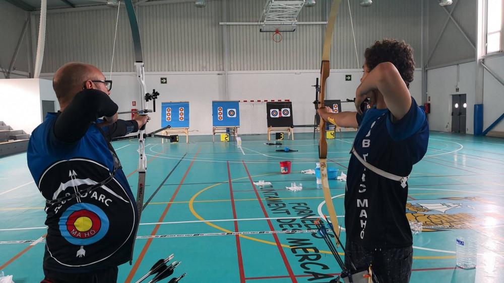 Imagen de una de las competiciones.