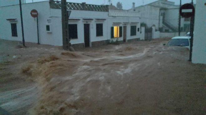 Aún no se ha restablecido el suministro eléctrico en algunas de las zonas afectadas