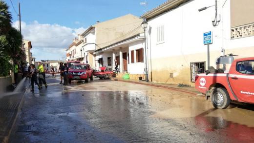 Imagen de las calles de Sant Llorenç.
