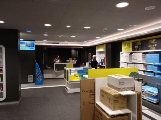 Nueva oficina de Correos en Maó