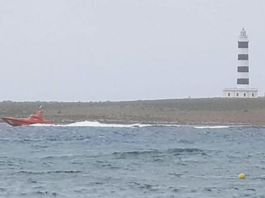 Rescate en la Illa de l'Aire