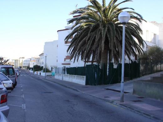 Zona de Maó donde se harán obras de mejora con el fondo de regularización de plazas turísticas