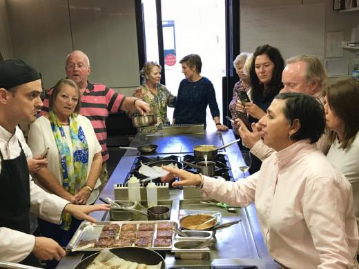 (Fotos) La gastronomía y los productos isleños viajan al continente americano