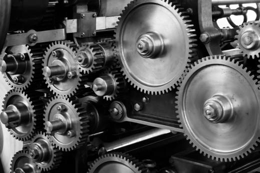 Los engranajes de la industria 4.0 son digitales