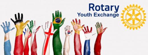 Rotary Internacional y los Intercambios de Juventud