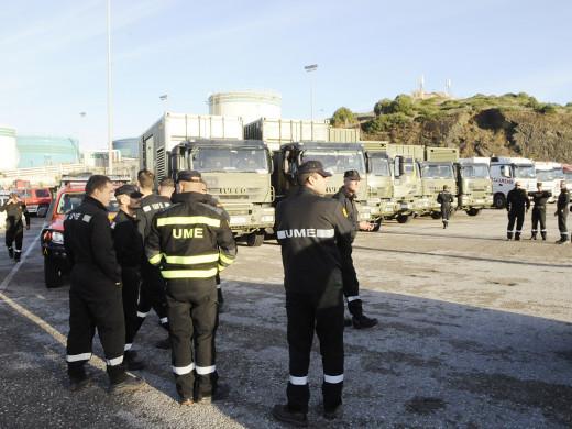 (Fotos) Llegan 50 grupos electrógenos más al puerto de Maó