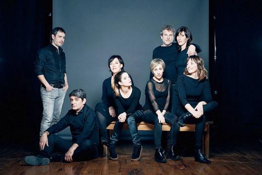 Actore y actrices de T de Teatre.