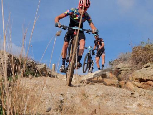 Punto y final a una exitosa Volta a Menorca en BTT