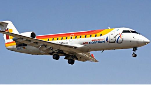 Air Nostrum.